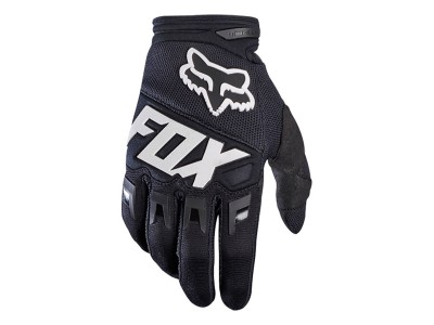 GUANTES FOX DIRTPAW RACE NEGRO